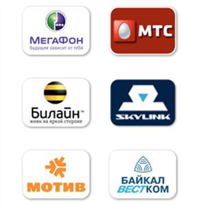 Операторы сотовой связи Пыть-Яха