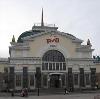 Железнодорожные вокзалы в Пыть-Яхе