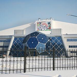 Спортивные комплексы Пыть-Яха