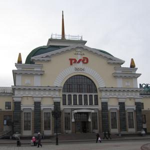 Железнодорожные вокзалы Пыть-Яха